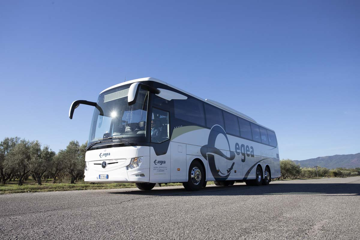 Autobus per noleggio Cosenza