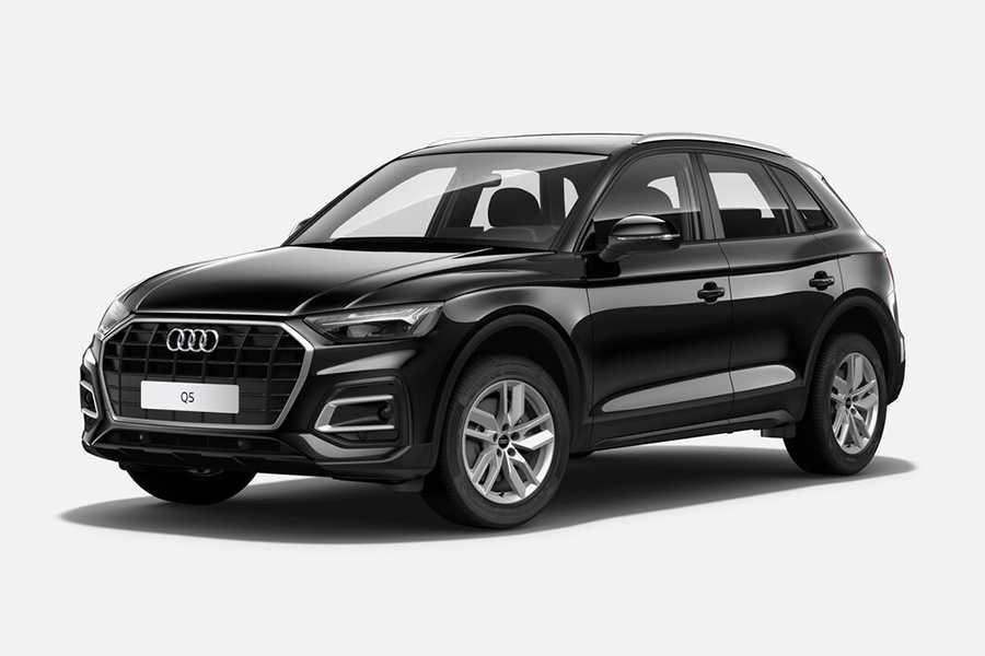 Automobile Audi Q5 nera