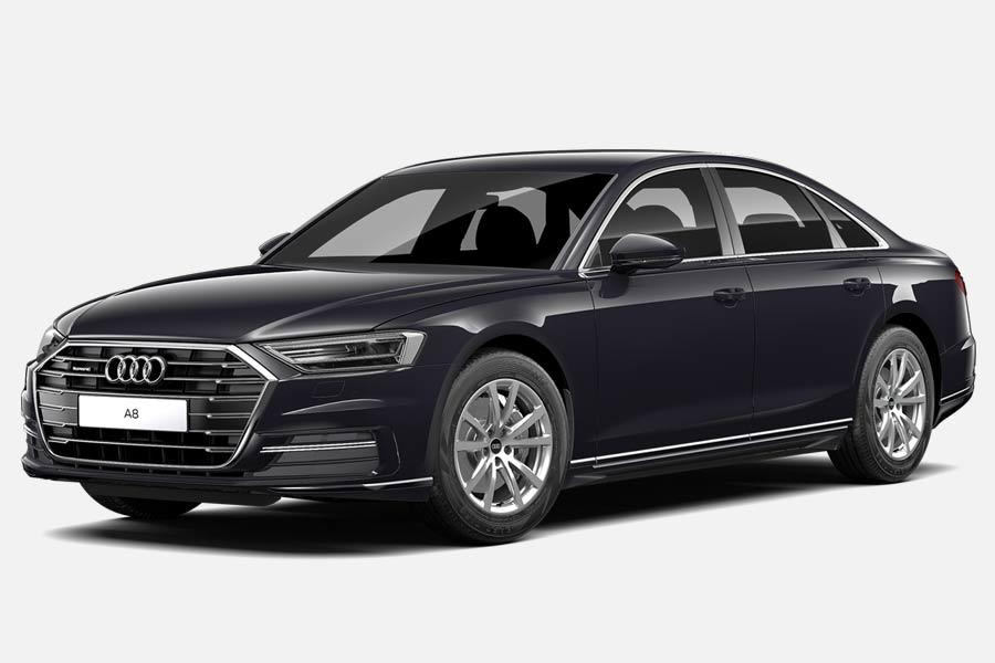 Audi A8 con conducente