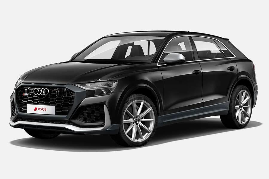 Audi RS Q8 nera