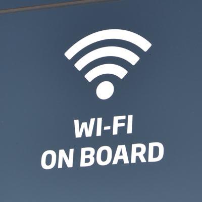 Wi-Fi gratis MarinoBus