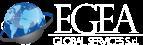 Egea logo footer bianco
