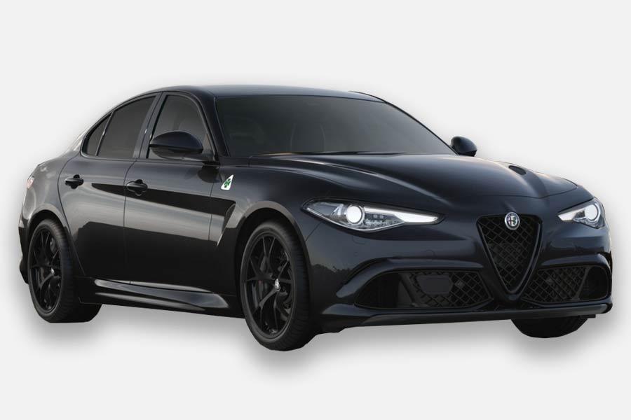 Giulia Quadrifoglio Alfa Romeo