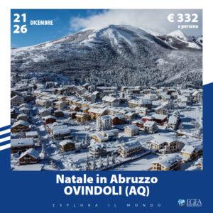 Natale 2021 Ovindoli