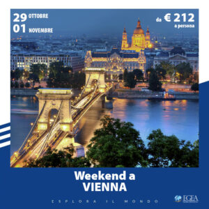 Weekend viaggio a Vienna